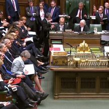 Britanski parlament (Foto: AFP)