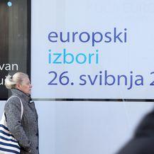 Europski izbori (Foto: Patrik Macek/PIXSELL)