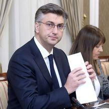 Premijer Andrej Plenković (Foto: Patrik Macek/PIXSELL)