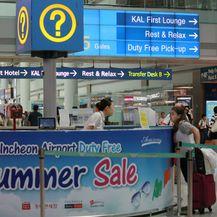 Zračna luka Incheon, Južna Koreja