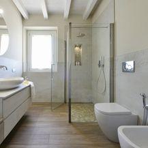 Ideje za uređenje kupaonice s tuš kabinom - 1