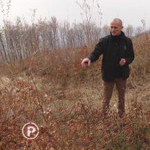 Krešimir Žagar, direktor Sektora za šumarstvo Hrvatskih šuma, i Kristian Došen (Foto: Dnevnik.hr)