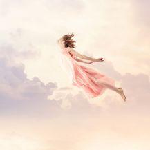 Snovi o letenju mogu biti uzbudljivi