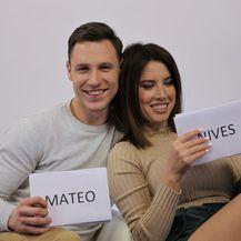 Nives Celzijus i Mateo Cvenić (FOTO: Anamaria Batur/Dnevnik.hr)