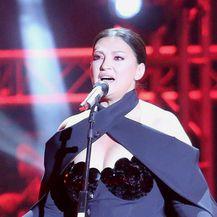 Nina Badrić na 26. dodjeli Porina