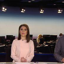 Marko Balen javlja kakvo je stanje s liječenjem male Mile (Video: Dnevnik Nove TV)