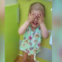 Liječenje male Mile (Video: Dnevnik Nove TV)