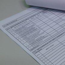 Papiri za prijavu poreza