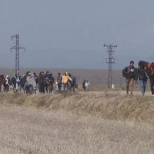 Migranti putuju u bolji život