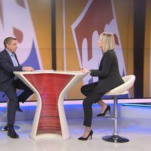 Predrag Štromar u Dnevniku Nove TV