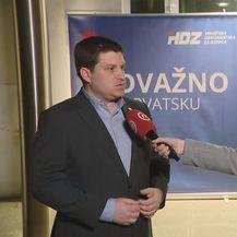 Oleg Butković, ministar mora, prometa i infrastrukture, i Sabina Tandara Knezović