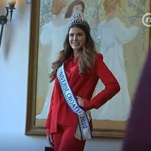 Mirna Naiia Marić, Miss Universe Hrvatske - 2