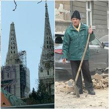Zagreb nakon najjačeg potresa u posljednjih 140 godina