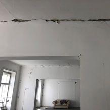 Zgrada na Trgu bana Jelačića znatno oštećena u potresu