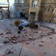Šteta koju je u Saboru izazvao potres - 1