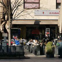 Zagreb, kafići prvog dana popuštanja mjera