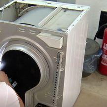 Popravak perilice rublja - 1