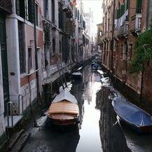 Niska razina vode u venecijanskim kanalima - 4