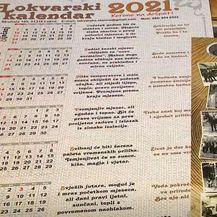 Lokvarski kalendar - 1