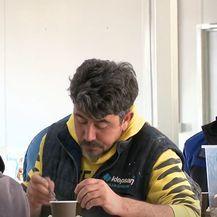 Turski radnici koji će graditi prugu do Mađarske - 1