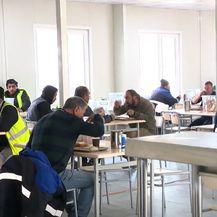 Turski radnici koji će graditi prugu do Mađarske - 2