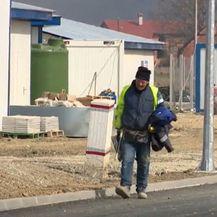 Naselje za turske radnike koji će graditi prugu do Mađarske - 1