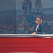 Vesna Škare Ožbolt, kandidatkinja za gradonačelnicu Zagreba, i Sabina Tandara Knezović