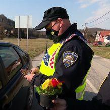 Policija zaustavljala žene u prometu - 1