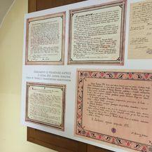 Dokumenti pronađeni u karlovačkoj crkvi - 4
