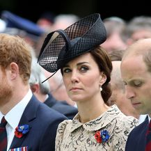 Princ Harry, Kate Middleton i princ William
