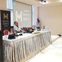 Konferencija za medije Zdravka Mamića - 2