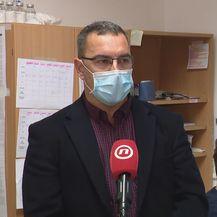 Alen Protić, predstojnik Klinike za anesteziologiju, intenzivnu medicinu i liječenje boli KBC-a Rijeka