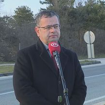 Luka Brčić, načelnik Stožera civilne zaštite Splitsko-dalmatinske županije