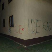 Provokacija grafitima u Vukovaru - 5