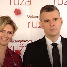 Petar Pereža i Romina Knežić