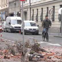 Potres u Zagrebu - oštećenja - 2