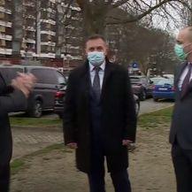 Susret Andreja Plenkovića i Ive Anušića u Osijeku
