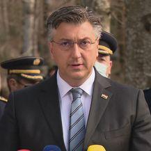 Premijer Andrej Plenković na Plitvicama