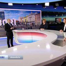 Kandidati o Bruni Esih (Video: Dnevnik.hr)