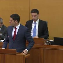 Bernardićevo izlaganje (Video: Dnevnik.hr)