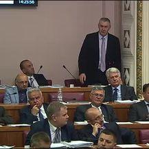 Sukob Glasnovića i Marasa (Video: Dnevnik.hr)