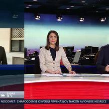Što Plenković kaže na Hasanbegovićeve optužbe? (Video: Dnevnik Nove TV)
