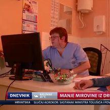 Manje mirovine iz drugog stupa (Video:Dnevnik Nove TV)