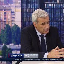 Ante Ramljak o saznanju stanja u Agrokoru (Video: Dnevnik Nove TV)