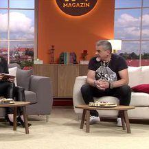 Ivana Kindl i Pero Galić u emisiji Petkom s Petkom (Video: IN magazin)