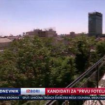 Kandidati za \'prvu fotelju\' Zagreba (Video: Dnevnik Nove TV)