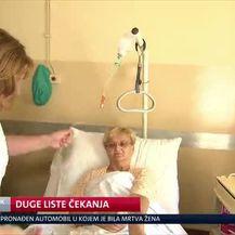 Duge liste čekanja (Video: Dnevnik Nove TV)