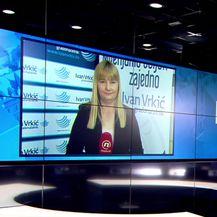 Vrkić o tome na čije glasove računa u drugom krugu (Video: Dnevnik Nove TV)