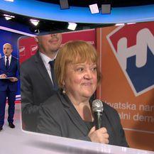 Obraćanje Anke Mrak Taritaš (Video: Dnevnik.hr)