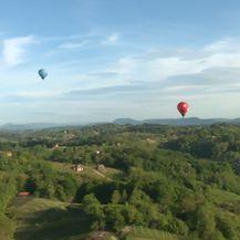 Međunarodni festival balona Croatian Hot Air Balloon Rally 2018. (Foto: Dnevnik.hr)